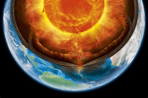 Teh S Mantle turbulent mantle nudges earth s crust up and cosmos