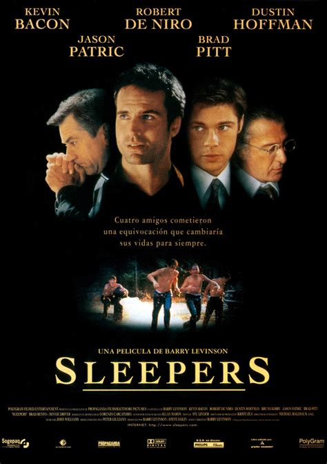 What Are Sleepers Cartel De Sleepers Poster 1 Sensacine