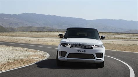 range rover sport speed 2018 land rover range rover sport p400e review top speed