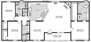 2000 Sq Ft And Up Manufactured Home Floor Plans 2000 Sq Ft 2000 Square Foot Open Floor Plans