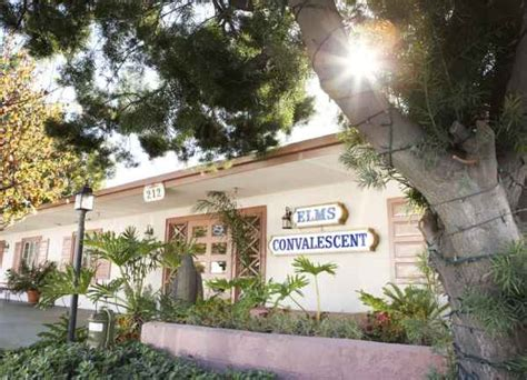 elms convalescent hospital in glendale california