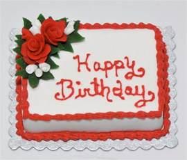 Decor Veins Red Birthday Cake Stewart Dollhouse Creations
