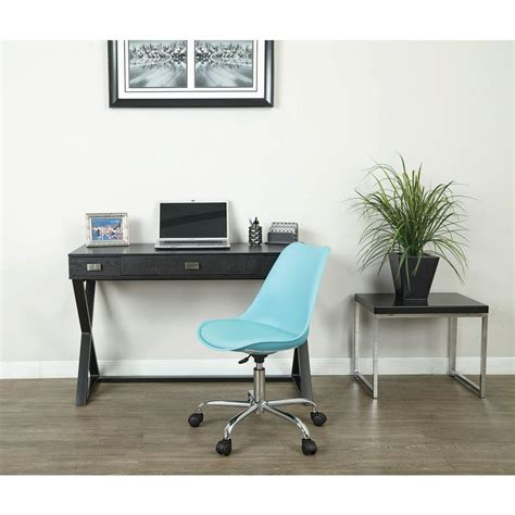 Student Office Desk Ave Six Emerson Teal Student Office Chair Ems26 7 The Home Depot
