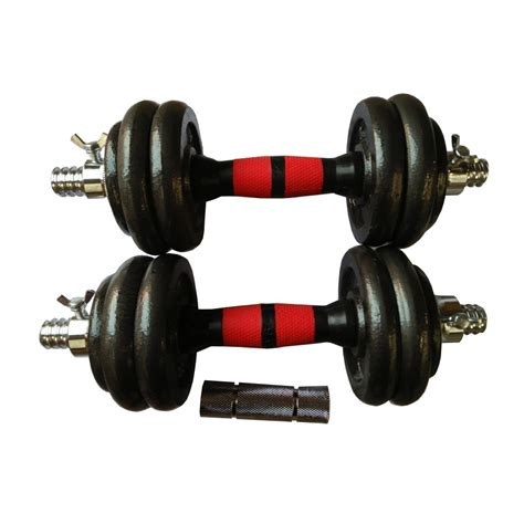 Dumbell 15kg 15kg cast iron dumbbells set