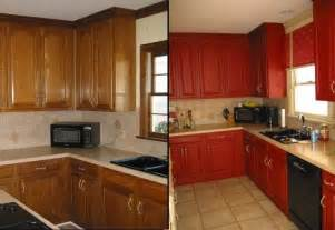 Can Kitchen Cabinets Be Painted Painted Kitchen Cabinets Quicua