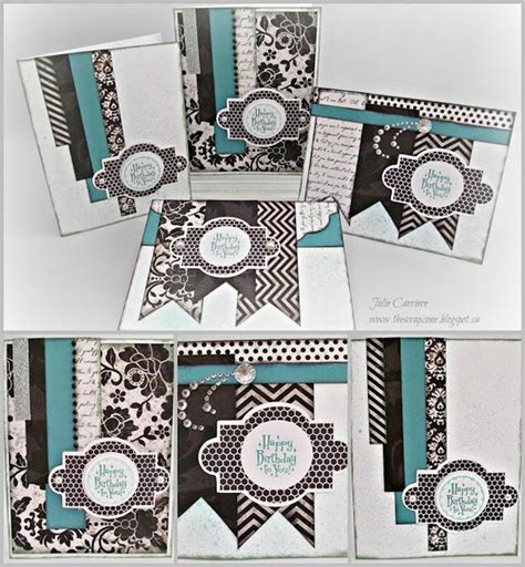Handmade Card Sets - handmade card set fromthe scrap zone what are you doing