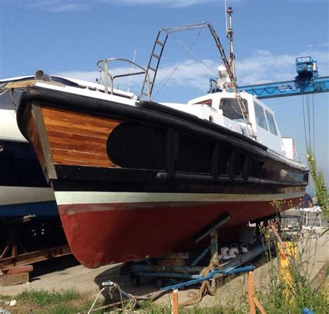 pilot boat for sale twin screw halmatic nelson pilot welcome to