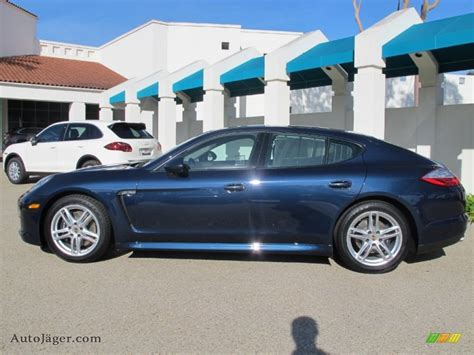 porsche panamera dark blue 2012 porsche panamera 4 in dark blue metallic photo 2