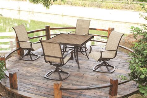 Patio Furniture Sets Menards Verona 5pc Patio Set At Menards 174