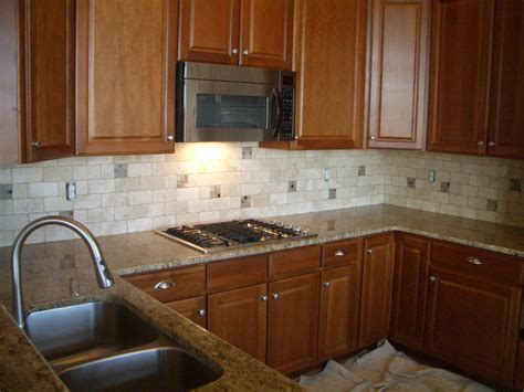 travertine subway tile counters tile backsplash