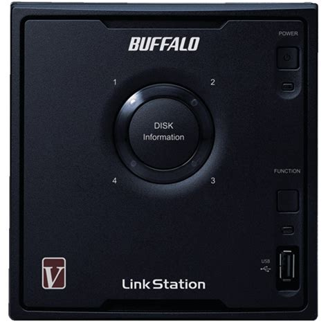 Linkstation Ls Qlr5 2tb buffalo linkstation pro 1tb 4 bay network attached storage ls qv4 0tl r5 future shop toronto