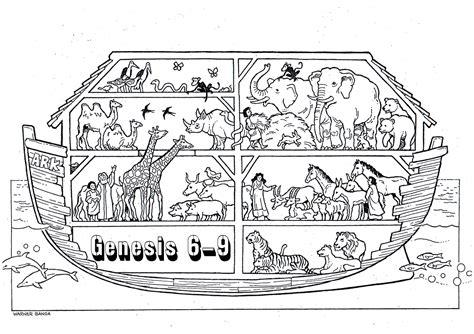 ark boat names noahs ark boat coloring pages