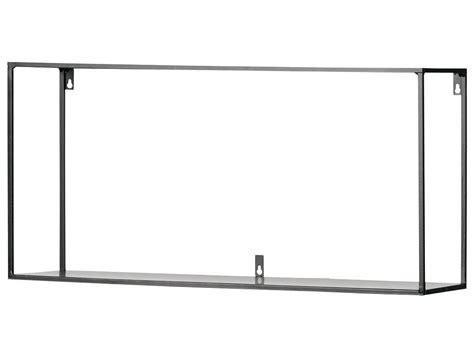 Bett 100 Cm Breit by Woood Meert Wand Regal Metall Schwarz 100cm Breit