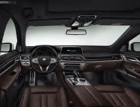 2016 bmw 7 series exterior and interior design