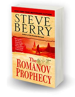The Romanov Prophecy By Steve Berry the romanov prophecy by steve berry