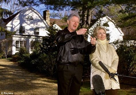 clinton estate chappaqua new york i have no savings account joe biden takes swipe at