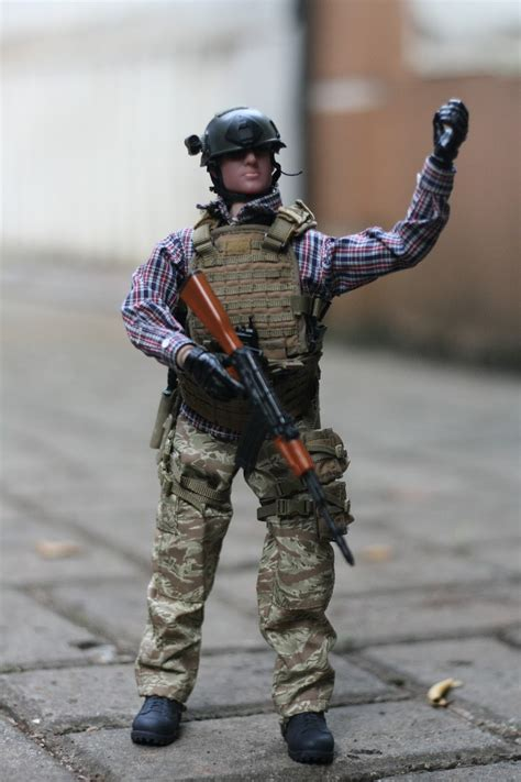 1 6 scale us special forces kitbash figure collection