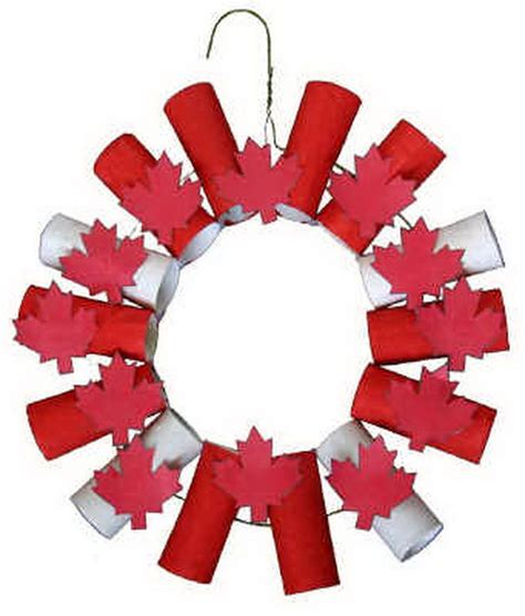 canadian crafts for canada day and white craft ideas family net