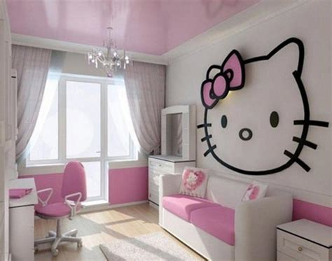 room decor hello kitty room decoration ideas