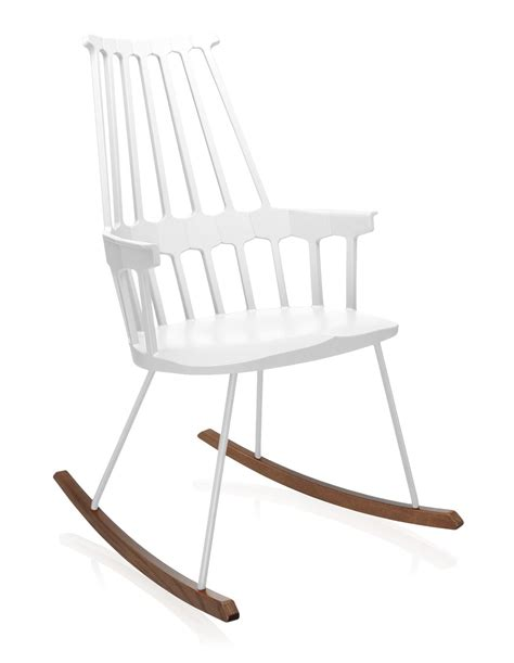 kartell comback rocking chair priced each sold in sets