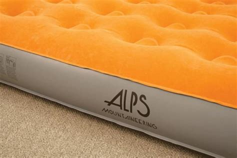 alps mountaineering rechargeable air bed alps mountaineering rechargeable air bed twin