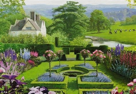 Garden Of Uk Formal Garden Pictures Photos And Images For