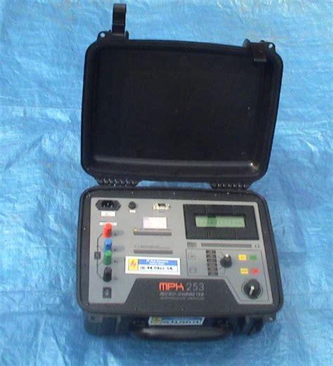 Alat Ukur 3 Phase artikel tentang listrik instrumentasi dan pengukuran pada