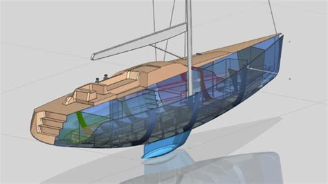 Ship Designer mechanical product design ships