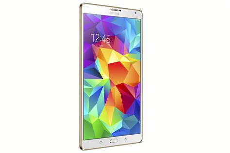 Samsung Tab Four Samsung Galaxy Tab S 8 4 And Galaxy Tab S 10 5 Officially Released Preorders Available Now In