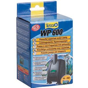 Water Pompa Air Tetra Wp 600 tetra filters en pompen