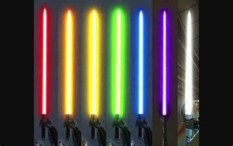what does each lightsaber color 500 best images about wars 8 on