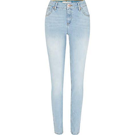light wash skinny jeans womens light wash amelie superskinny jeans skinny jeans jeans