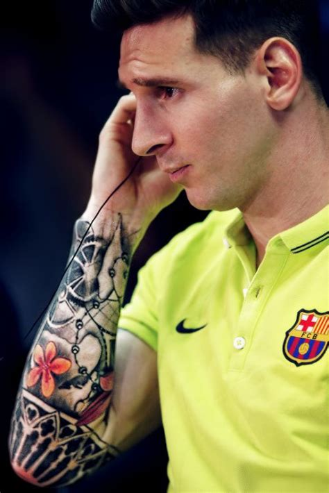 Messi Tattoo Com | the meaning of lionel messi new tattoo sportfanzine
