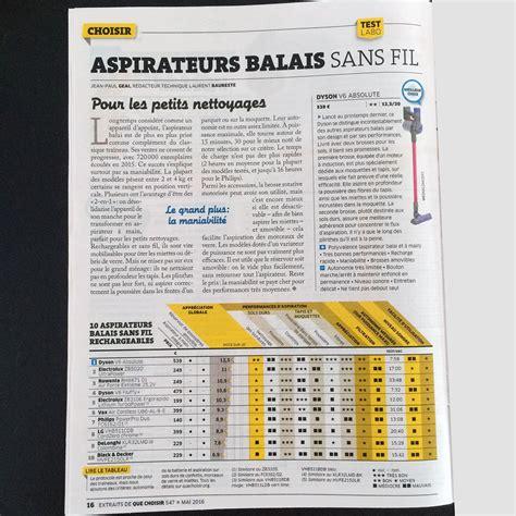Aspirateur Balai Que Choisir 2922 by Test De L Aspirateur Dyson V6 Les Aventures Du Chouchou