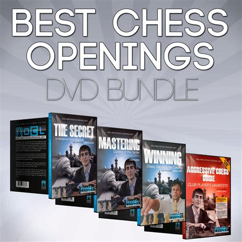 best chess opening best chess openings dvd bundle ichess net shop chess