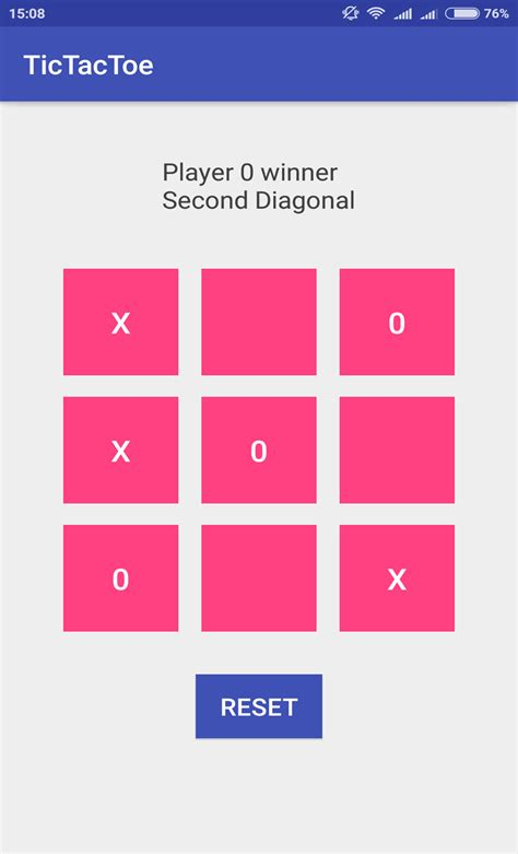 table layout xml android tic tac toe tablelayout android app androidmonk