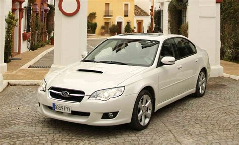 subaru legacy outback 2008 car and driver