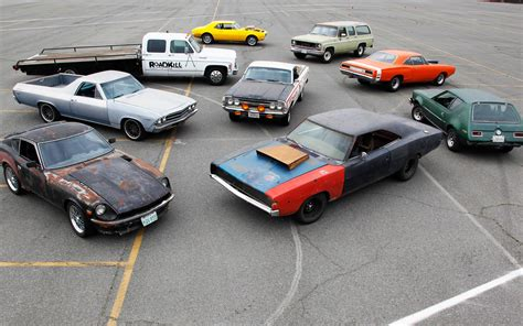 best project car vote what s the best project car from the roadkill show
