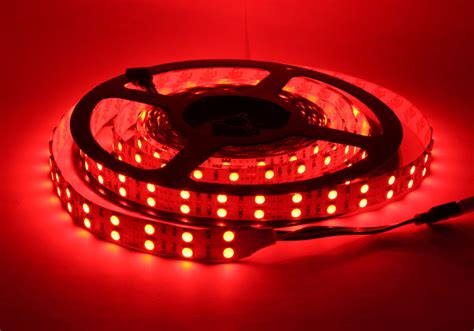 12v 24v 15mm White Pcb Smd5050 Led Strip Lights Mjjcled Com Led Light Strips Waterproof 12v