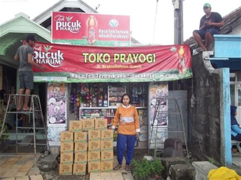 Teh Pucuk Harum Mayora galery advertising genuss event organizer