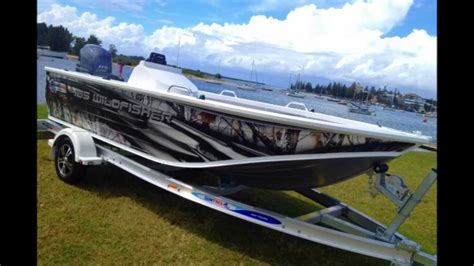 boat r port macquarie quintrex 485 wildfisher prototype exclusive to mid coast