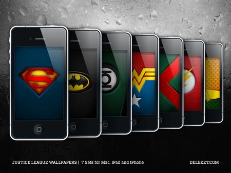 Justice League Iphone All Hp linkblog macelodeon
