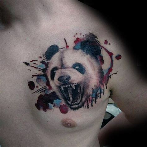100 panda b 228 r tattoo designs f 252 r m 228 nner manly ink ideen
