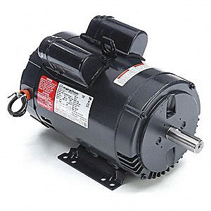 marathon motors 5 hp commercial duty air compressor motor capacitor start run 1760 nameplate rpm