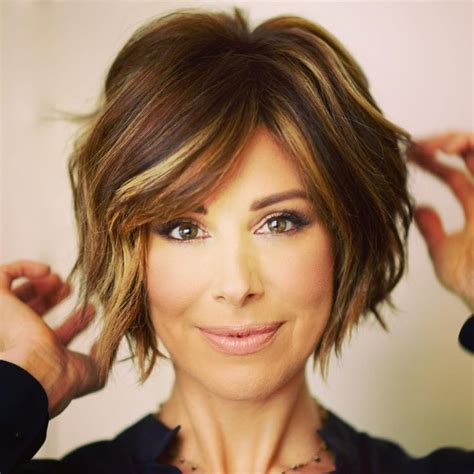 short hair with high light 25 best ideas about highlights short hair on pinterest