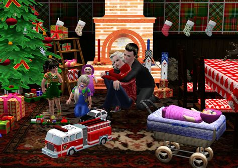 my sims 3 blog christmas set by ladesire 40 meshes