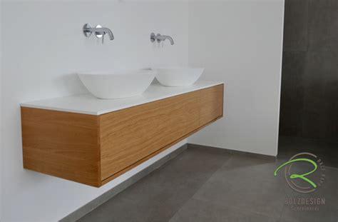 Badezimmer 4 X 2 M by Waschtischunterschrank Holz Schreinerei Holzdesign