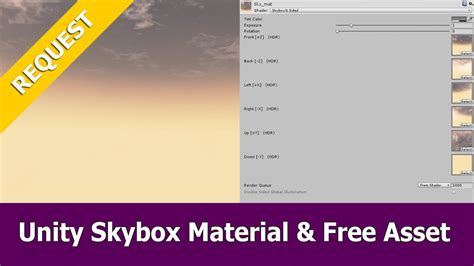 Unity Tutorial Skybox | free unity skybox and tutorial jayanam gamedev tutorials