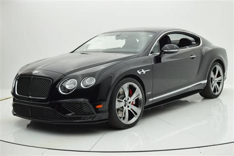 bentley gt w12 new 2016 bentley continental gt speed w12 coupe for sale
