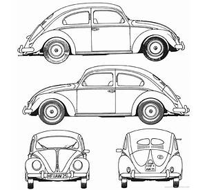 Vw Bus Coloring Page Free Printable Pages